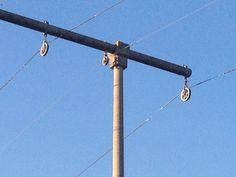 Utility Pole, Track Lighting, Ceiling Lights, Home Decor, Homemade Home Decor, Ceiling Lamps, Interior Design, Outdoor Ceiling Lights, Home Interiors