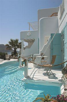 Posti da Sogno: Mykonos (Grecia) - Kivotos 5* - Hotel da Sogno