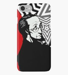 Persona 5 Sojiro Sakura Confidant iPhone Case/Skin