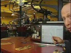 ABC News, robotic restaurant, Nuremberg Germany Robot Restaurant, Nuremberg Germany, Baggers, Abc News, Tv, Travel, Food, Deutsch, Viajes