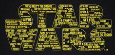 Star Wars :)