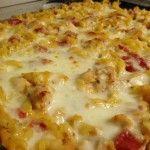 "Foodsy Tuesday: Italian Chicken Casserole (""S"" or ""E"" THM, etc.)"