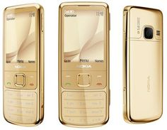 Buy Nokia 6700 Classic Gold Edition Unlocked Cell Cellular Mobile Phone EDGE and GPRS GSM NEW for 199.98 USD | Reusell