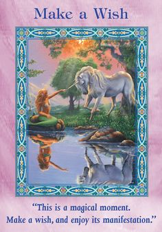 Oracle Card Make A Wish | Doreen Virtue - Official Angel Therapy Website