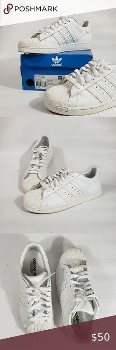 Mens White Skate Shoes Adidas Superstar Vulc White & Camo Shoes White D Treads