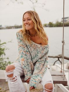 Confetti Pullover at Free People Clothing Boutique