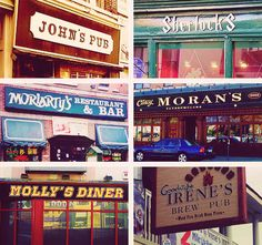 New bucket list item: Visit all these places! :D