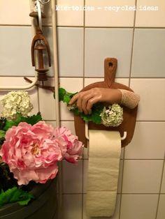 kiertoidea - recycled ideas: Käsityö - Handcraft