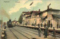 Terijoen asema 1910