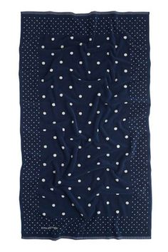 Polka Dot Beach Towel from J. Crew | Camille Styles