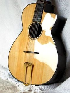Sobell 12 string Archtop Acoustic Guitar