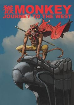 Went to this show in the city. So awesome. Monkey: Journey to the West.