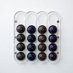 Acrylic Nespresso pod holder nespresso capsule holder by mysheyne
