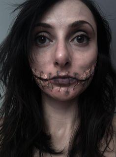 Halloween Makeup Silent Halloween Face Makeup