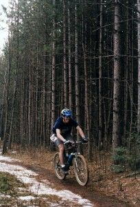Bikes And Boards Rhinelander Perfect fall mountain biking