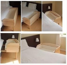 Sidecar Crib Instructions at https://www.billi-bolli.com/bedside-crib-construction-manual/