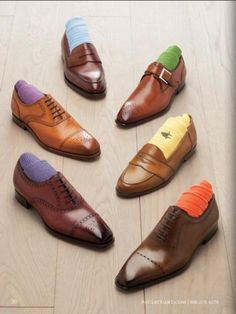 You better get yo life. I would wear every single pair of these shoes...just with more interesting socks. ;)