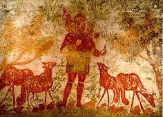 Early Christian, Christian Art, World Empire, The Good Shepherd, Medieval Art, Religious Art, Ancient History, Rock Art, Old World