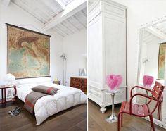 Apartamento moderno en una buhardilla | Decoratrix | Decoración, diseño e interiorismo
