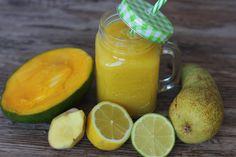Mango smoothie - Powered by @ultimaterecipe