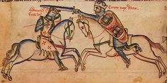 Retro Brit: King Canute verses King Edmund II (Ironside) Battle of Ashingdon - forming England of today Medieval Life, Medieval Art, Medieval Knight, Medieval Manuscript, Illuminated Manuscript, Anglo Saxon Chronicle, Friedrich Ii, Holy Roman Empire, Middle Ages