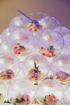 """The """"O Concept"""" is rounded, delicious, charming, and simply excellent. The Effective Pictures We Offer You About wedding catering italian A quality picture can tell you many things Futuristic Party, Football Party Foods, Dinner Sandwiches, Catering Display, Reception Food, Healthy Summer Recipes, Food Concept, Wedding Catering, Unique Recipes"""