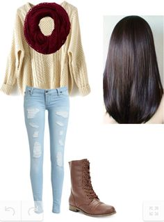 Sweater Outfit!