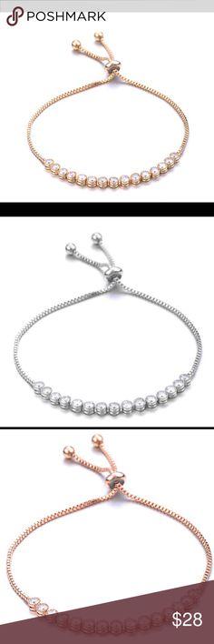 Cz Diamonds bracelet material: Z diamonds. Metal: gold plated and silver plated Jewelry Bracelets