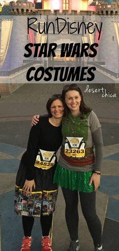 Disney Costumes RunDisney Star Wars Costumes - Run Disney Star Wars Costumes Disney Costumes For Kids, Best Couples Costumes, Unique Halloween Costumes, Easy Costumes, Homemade Costumes, Halloween Ideas, Group Halloween, Family Costumes, Costume Ideas