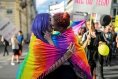 What does LGBT Pride look like in different countries around the world in 2017.