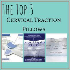 How to choose the right and the best cervical traction pillows for neck pain in 2014.