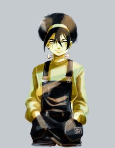 sevenfivetwo⇢jhoca, ▶︎frankenstein monster toph /... Avatar Airbender, Avatar Aang, Team Avatar, Rayla Dragon Prince, Avatar Cartoon, The Last Avatar, Anime Muslim, Avatar Series, Sr1