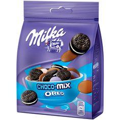 -in USA- Milka Choco Mix OREO - 146 g-