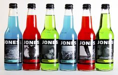 Jones soda was like the best soda in the world but now I can't find them in stores anymore!:'(