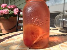 Lemon Raspberry Infused Water There's a good... | Infused Waters: Fruit & Herb Spa Water Recipes