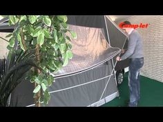 Camp-let trailer tent – Voted best trailer tent (video) http://www.camp-let.com/en/