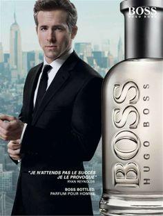 Ryan Reynolds - Hugo Boss #RyanReynolds #HugoBoss 2013.11.