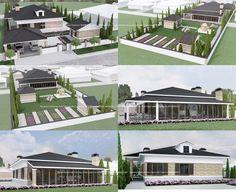 Проект дома Одесса Архимас