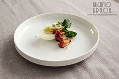 Jajka z boczkiem. Easter #eggs with #bacon. http://www.kuchniokracja.hanami.pl/index.php/jajka-z-boczkiem-i-roszponka-wielkanoc-2015/