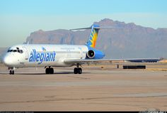 Allegiant Air, Aircraft Pictures, Airports, Airplanes, Aviation, Jet, Vintage, Planes, Aircraft