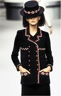 Chanel HC Fall Winter 1995