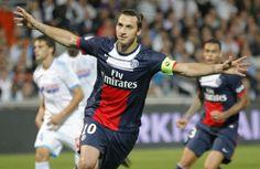 LEYENDAS DEL FÚTBOL. Zlatan Ibrahimovic, #PSG.