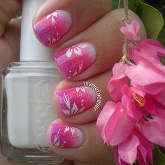 Instagram photo by luvmylacquer  #nail #nails #nailart