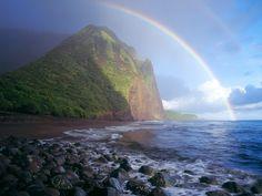 rainbows   Rainbows   Hawaii travel HD pictures