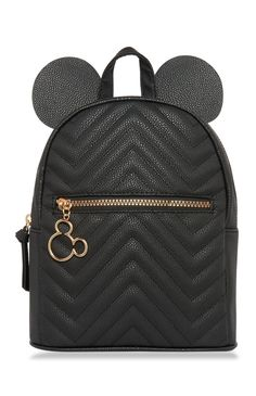 Primark Disney homeware and clothes Mickey Mouse Backpack, Mickey Mouse Outfit, Mickey Mouse Clothes, Mini Mochila, Cute Mini Backpacks, Stylish Backpacks, Gucci Handbags, Purses And Handbags, Handbags On Sale