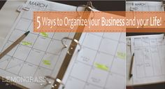 Want to be more organized in 2014? Here are some great tips to get your Photography Business more streamlined and make LIFE better!