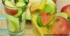 Flat Tummy Water To Help You Lose Belly Fat: 8 Delicious Recipes