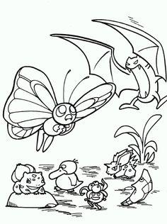 Pokemon Coloring Pages | Pokemon Coloring Pages to Print ...