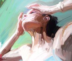 After Breakfast by Marcin Misiewicz, via Behance