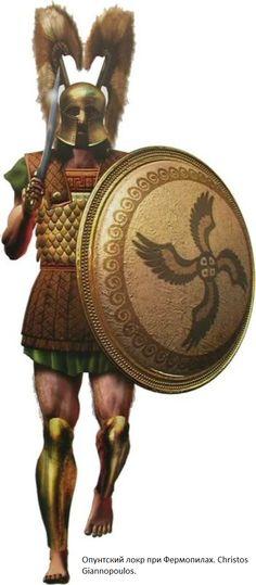 Locrian Hoplites